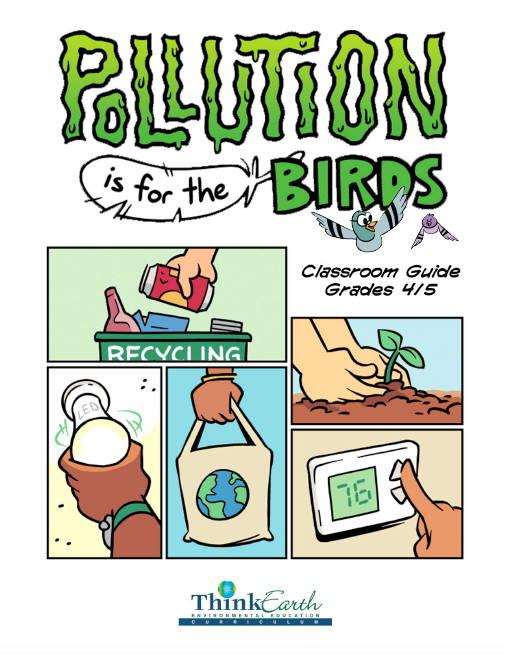 Pollution is for the Birds Fifth Grade Mini-Unit thumbnail
